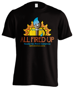 Logo design for All Fired Up