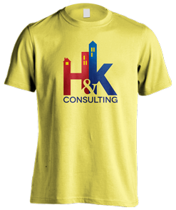 Logo design for H&K Consulting